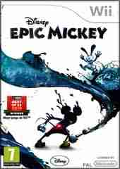 Descargar Epic Mickey [MULTI5][WII-Scrubber] por Torrent